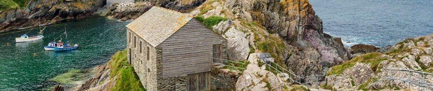 Attractions Near Polperro in Cornwall