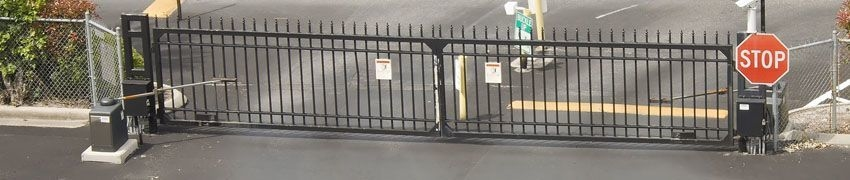 Barriers for Industrial Car Parks