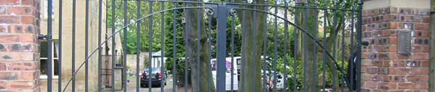 Care and maintenance of Wrought Iron Fences and Ga