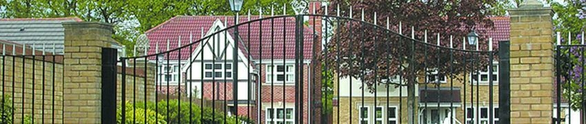 Caring For Your Wrought Iron Gates