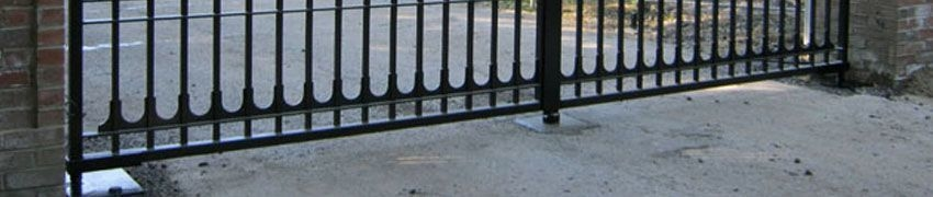 reasons to choose iron gates security gate automation