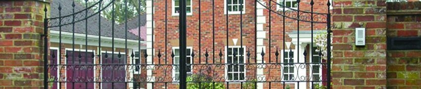 How To Care For Your Wrought Iron Gate Or Fence
