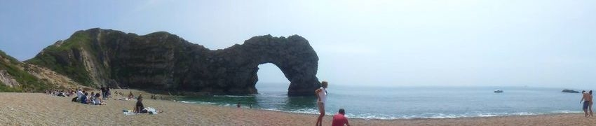 Jurassic Coast World Heritage Site title=