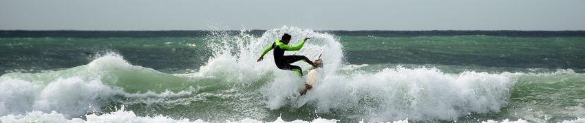 Making a splash in Cornwall