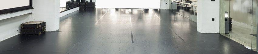 Rubber Floors for Commercial Flooring