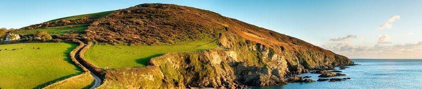 South Cornwall Coast