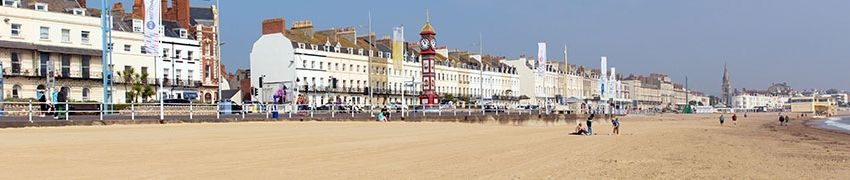 The Beach at Weymouth