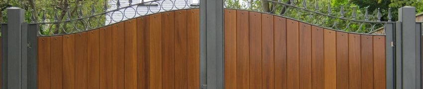 The Benefits of Choosing an Automatic Electric Wooden Gate