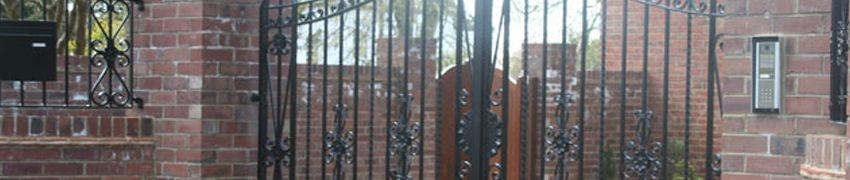 Tips For Caring For Iron Gates And Fencing