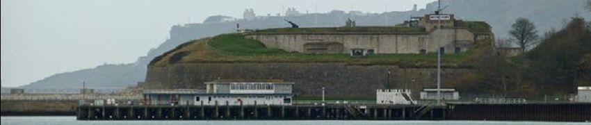 Wet Days Try Weymouths Nothe Fort