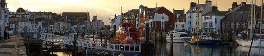 Weymouth Town Walk title=