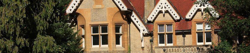 Windows and Door Frames for Historical Properties