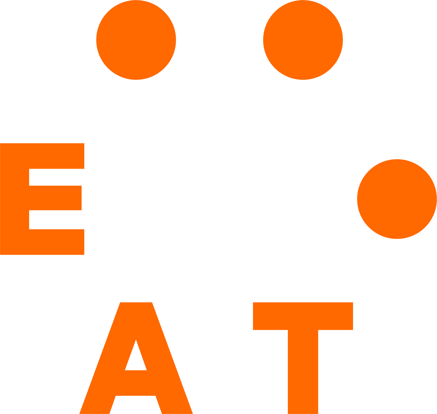 Eat Logo Orange Rgb Web