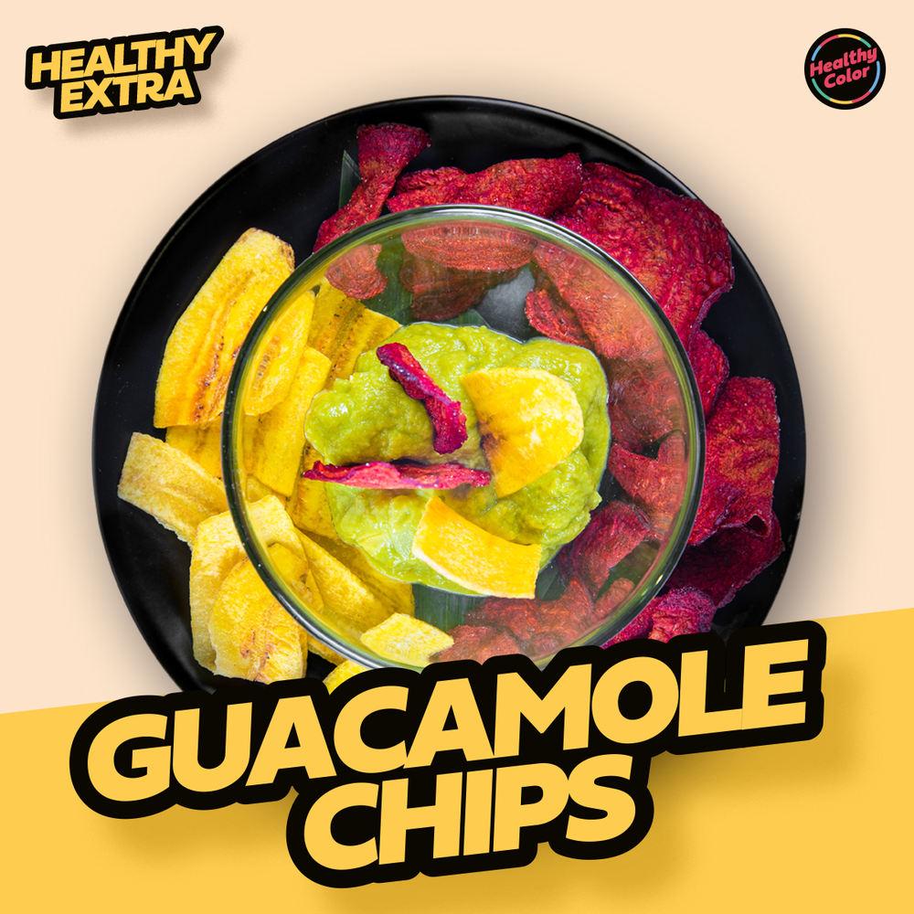 GUACAMOLE CHIPS