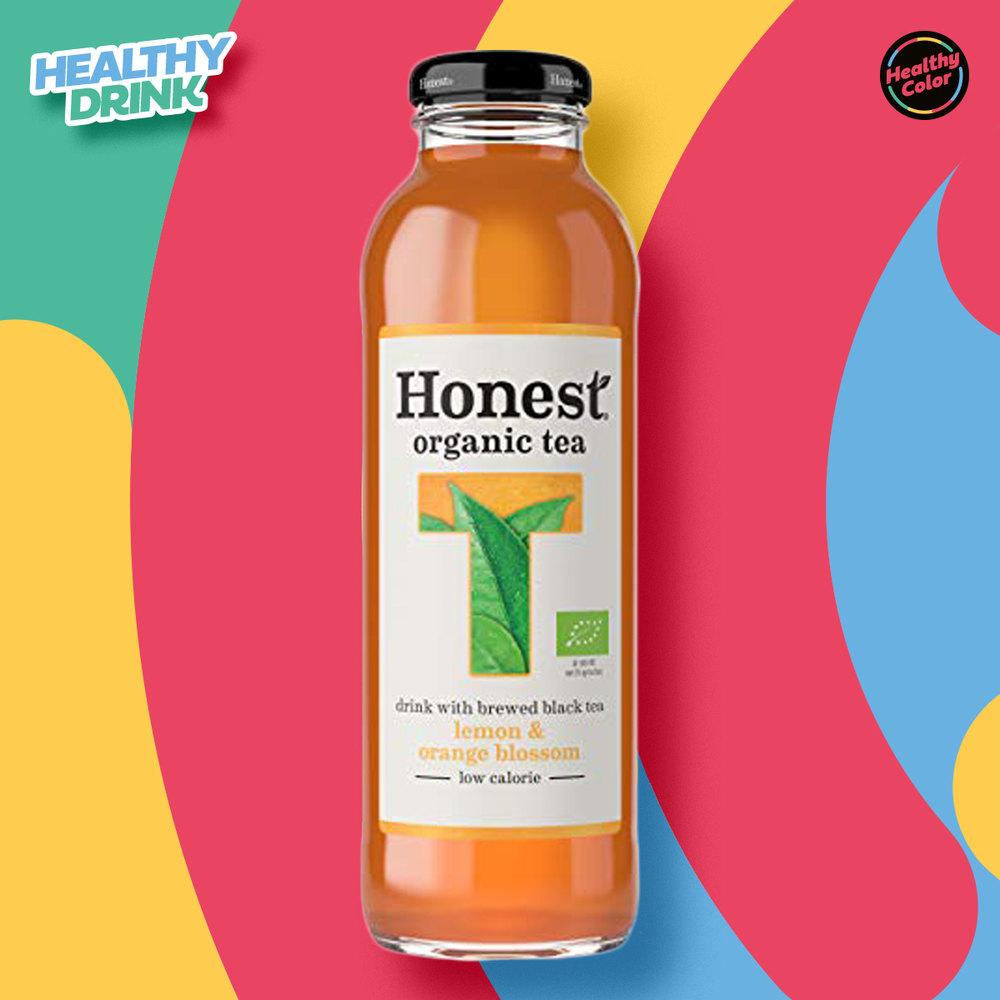 Honest organic tea