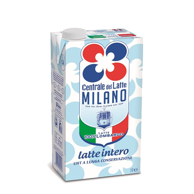 Latte Centrale Intero