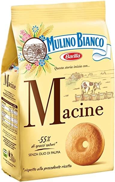 Biscotti Macine Mulino Bianco