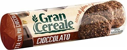 Biscotti Gran Cereale Fibre e Cacao Mulino Bianco