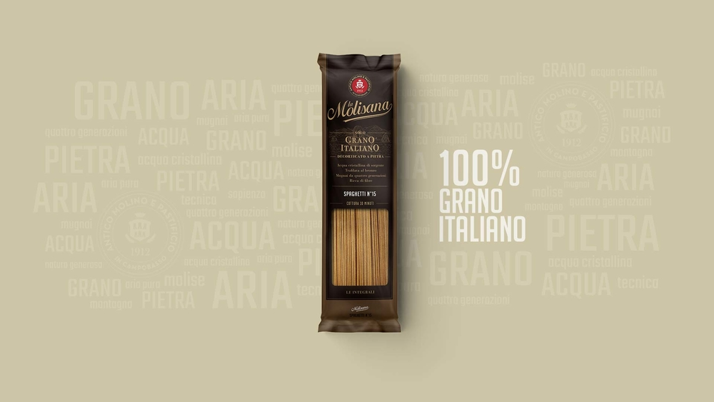 Spaghetti Integrali La Molisana