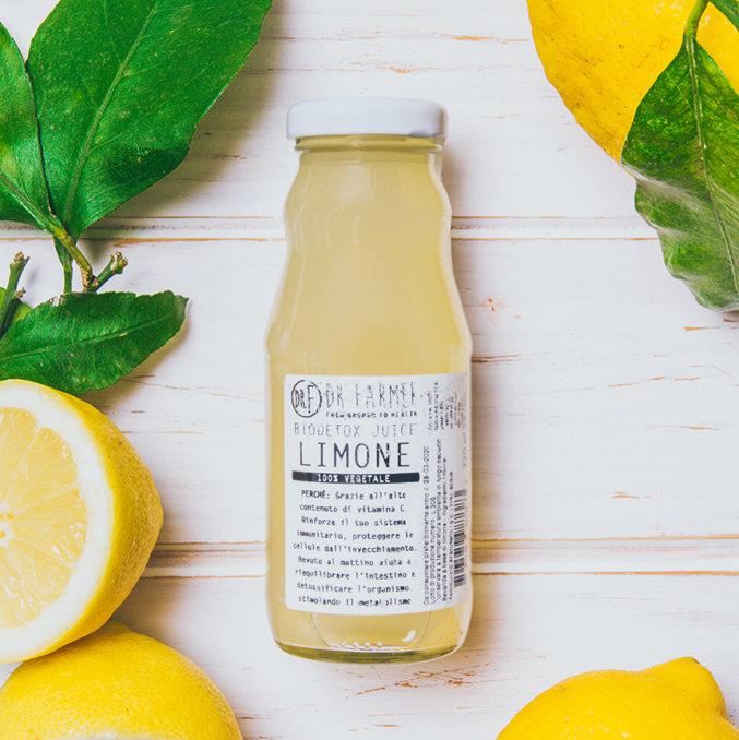 Biodetox Juice Limone