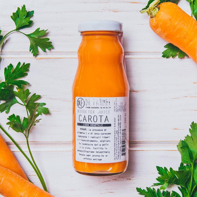Biodetox Juice Carota