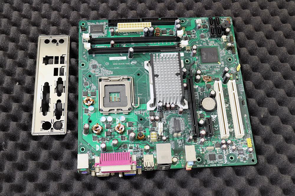 Downloads for Intel Desktop Board D945GCNL