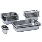 Put simply, nobody beats our prices on these top quality stainless steel gastronorm pans and lids.