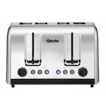 A choice of countertop or conveyor toasters. All manufactured to the best standard and designed to o
