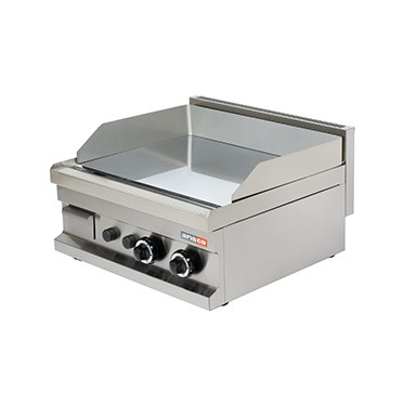 Top quality, high performance gas griddles for commercial catering and restaurants