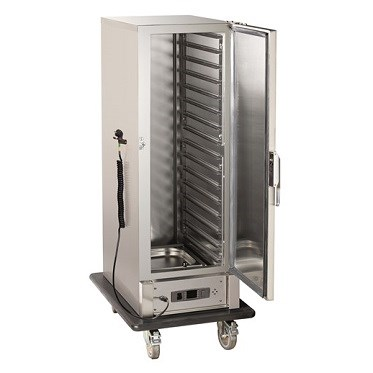 Great value, high quality clearing and heated banquet trolleys.