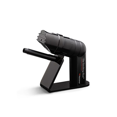 The Polyscience Smoking Gun offers a simple and quick alternative to traditional smoking methods whi