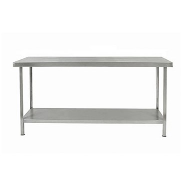 Heavy duty robust stainless steel prep tables - benches. All at unbeatable low value for money price