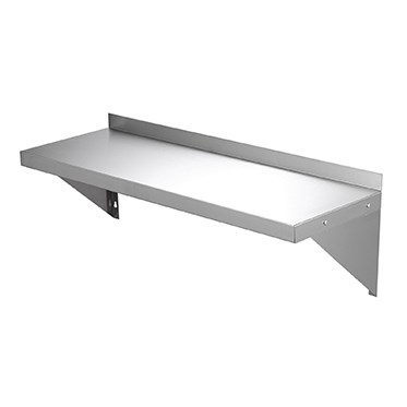 The lowest prices in the uk for top quality stainless steel wall shelving