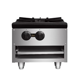 Gastrotek Natural Gas Stock Pot Stove 13kw - Professional Heavy Duty
