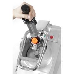 Hendi Heavy Duty Veg Cutter - Veg prep Machine Plus 5 Free Discs Model 231852