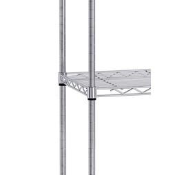 Bartscher 4 Tier Adjustable Racking 750mm Wide