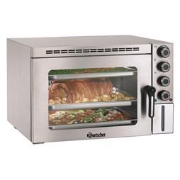 Bartscher Compact Combi Steam Oven 30  Litre - 4 x 2/3GN 120791