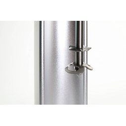 Quattro Stainless Steel Double Jug Milk Shaker MS2