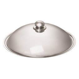 Chef King Stainless Steel Wok Pan For All Induction Wok Cookers