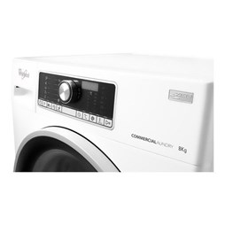 Whirlpool Omnia AWG812/PRO 6th Sense 8kg A+++ Commercial Washer