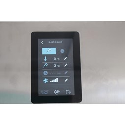 Polar U-Series Blast Chiller with Touchscreen Controller 18/14kg