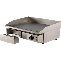 Combisteel 22 inch - 550mm Wide Fry Top  Electric Griddle