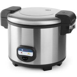 Hendi 10 Litre Rice Cooker - Commercial Catering Model With 2 Year Warranty 240403
