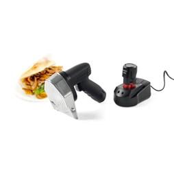 Hendi Wireless Electric Doner Kebab Knife Slicer