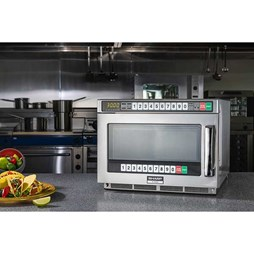 Sharp R-1900M 1900w 21ltr Commercial Microwave With 3 Year Warranty