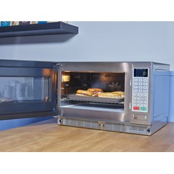 Panasonic NE-C1275 1150w Combination Commercial Microwave with 3 Year Warranty