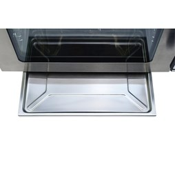 Box Opened Gastrotek Compact Combi Steam Convection Oven 30 Litre
