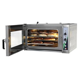 Italinox 112 Litre Commercial Convection Oven with Steam for 4 x 1/1GN Pans