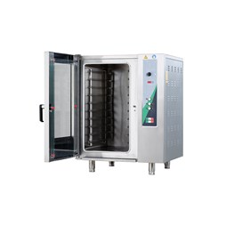 Italinox Large 287 Litre 10 Grid Convection Oven with Steam