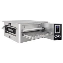 Reconditioned Italinox 20 inch Belt Natural Gas Conveyor Pizza Oven C/50